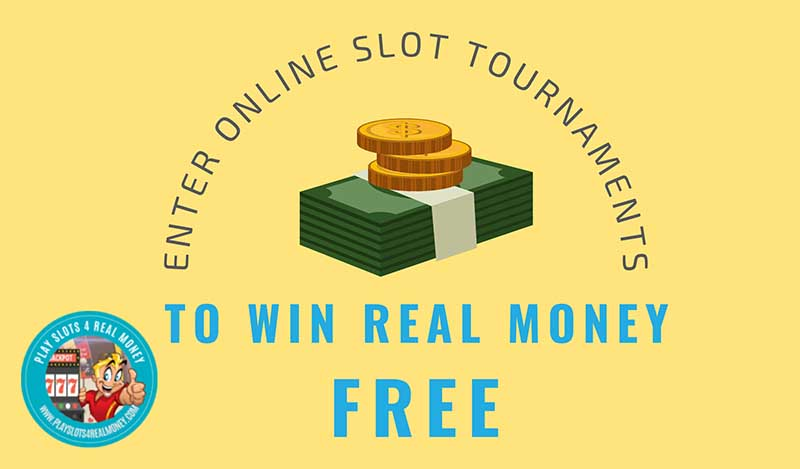 Enter Online Slot Tournaments To Win Real Money Using Free Chip Bonus Codes For Online Casinos