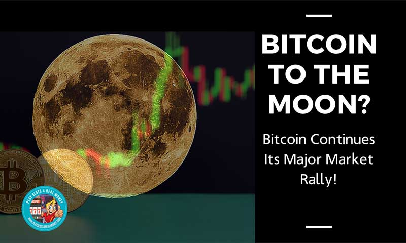 For The 1st Time Since 2017, The Bitcoins Price Continues Over $16,000 In Its Major BTC Market Rally. Will It Continue To $20,000 In 2020