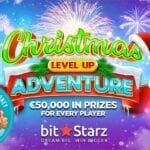 Level Up At This Bitcoin Casino With Their Amazing Christmas Adventure Prizes