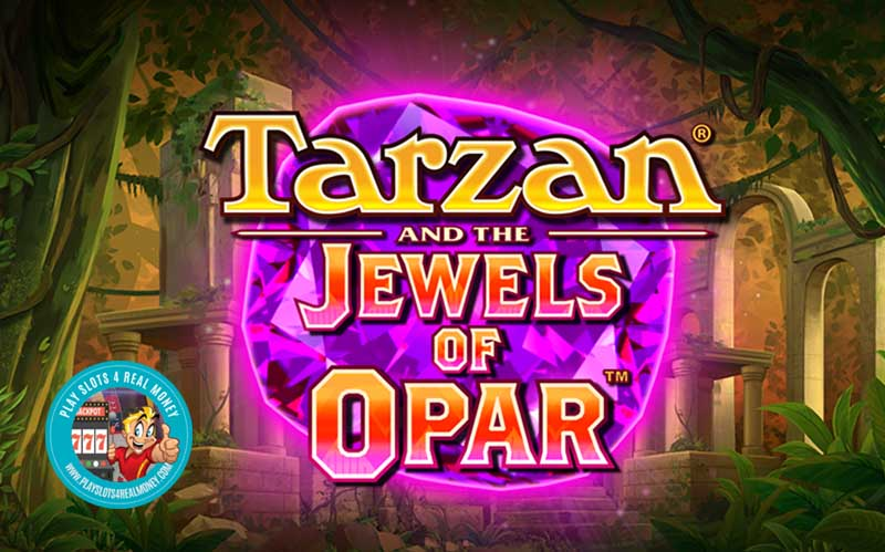 Microgaming Teams Up With Another Casino Software Provider For Tarzan and the Jewels of Opar