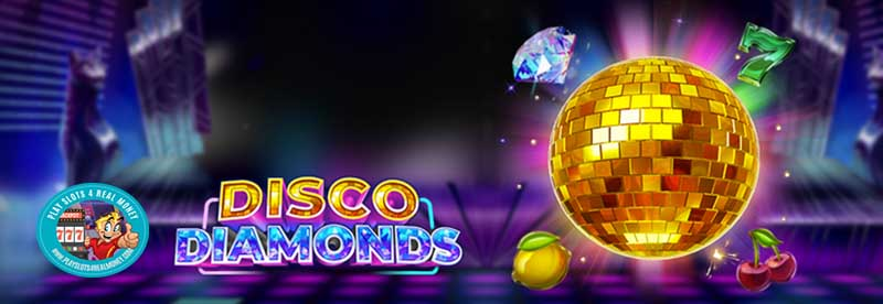 Play'n GO Once Again Turns To Music For Disco Diamonds