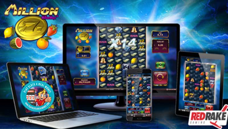 The Million 777 Slot Game Stretches The Boundaries For More Ways To Win
