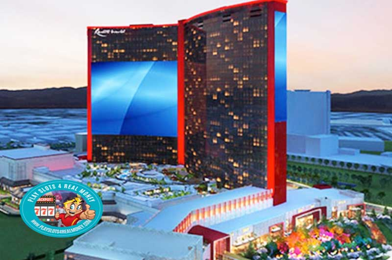 The New Las Vegas Strip Resorts World Casino Project Is A Sight To Be Seen