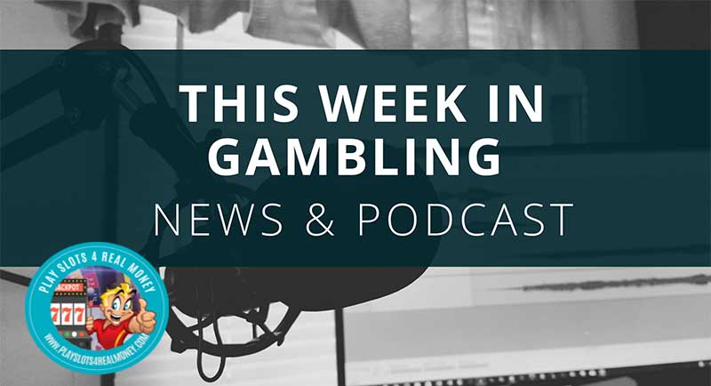 Two Lucky Gamblers Hit Big Las Vegas Casino Jackpots In Latest Gambling News Video Podcast
