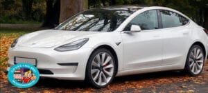 Its Your Chance To Win A Tesla Model 3 Car