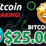 Bitcoin's Explosive Growth Up To Almost $25,000 Comes With Industry Warnings From The CoinBase CEO Brian Armstrong 25K