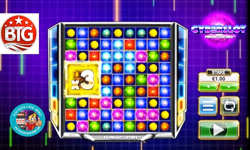 Cyberslot Megaclusters Makes Its Exclusive Debut at LeoVegas