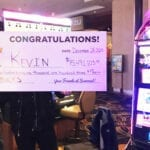 Lucky Gambler Scores $15 Million Megabucks Jackpot At Suncoast Hotel and Casino On Christmas Eve