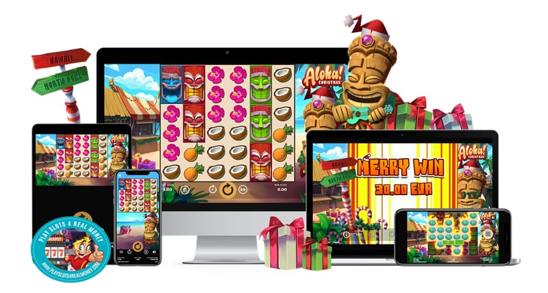 NetEnt Casino Software Celebrates The Holidays With An Impressive Slot Makeover