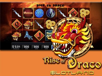 Revue de la machine à sous Rise Of Drago Slotland Casino
