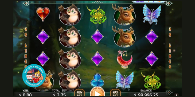 FAIRY FOREST SLOTS