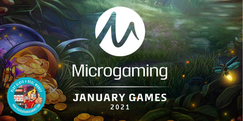 Microgaming Casino Software Starts Off The Year With 7 New Casino Games