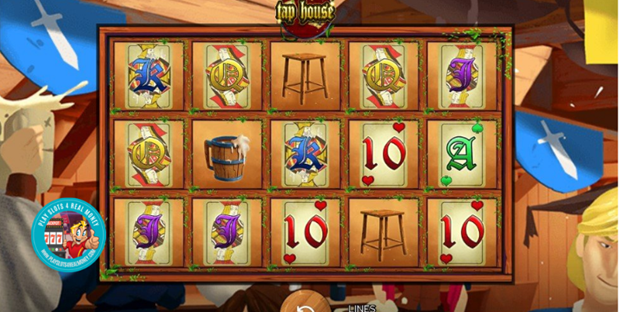 TAPHOUSE SLOTS