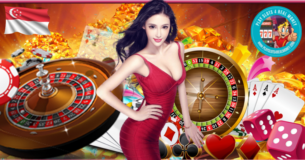 best casinos online accepting singapore players
