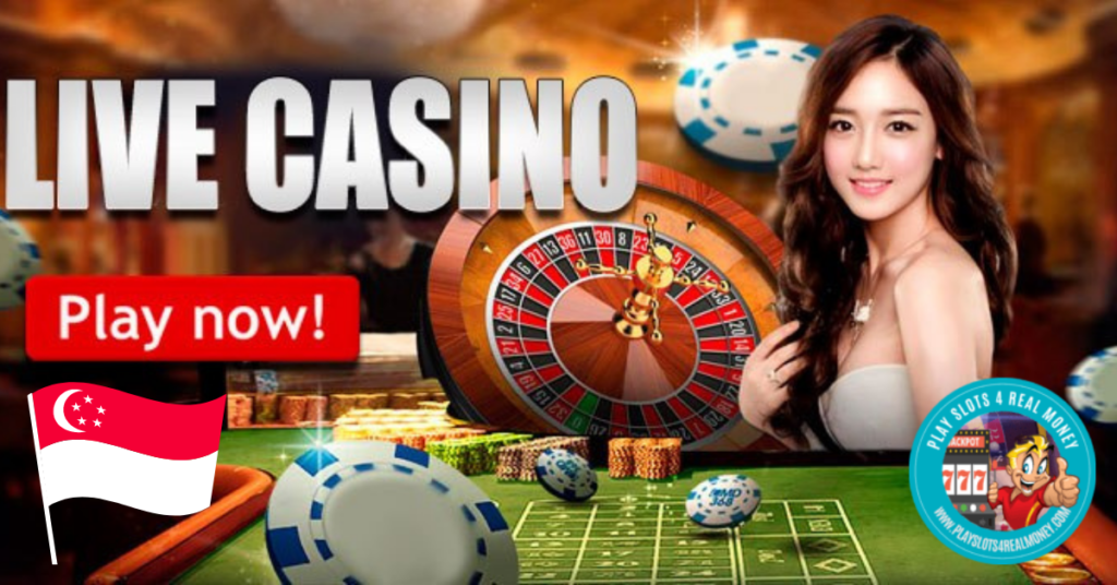 onlline casinos accepting singapore players