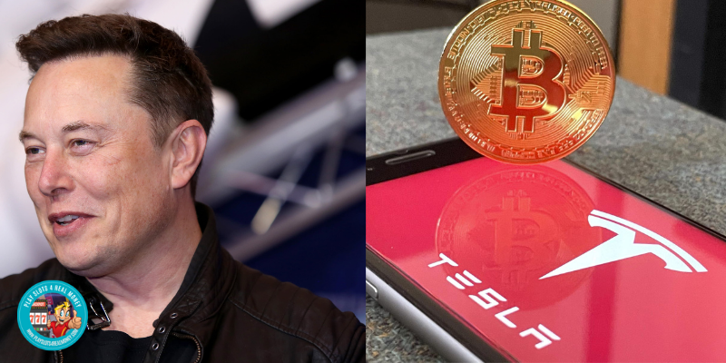 Elon Musk From Tesla Invests In Bitcoin