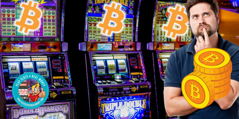 Will Real Money Gamblers Be Able To Use Bitcoin Playing Slot Machines