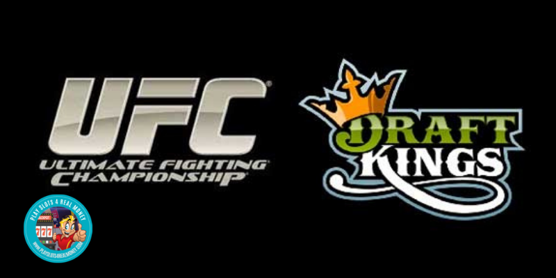 DraftKings Extends Its Partnership With The UFC