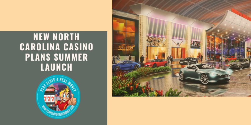 The New The Catawba Two Kings Casino Resort In North Carolina  Plans Summer Launch