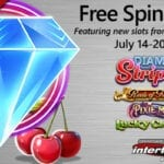 All the Free Slots You Want New Nucleus Gaming Features for Intertops Poker Presented during Free Spin Week