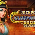 Jackpot Cleopatra's Gold Deluxe Slots Available on Intertops Casino Red