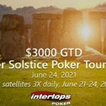 Relax in the Summer Heat with this $3K GTD Summer Solstice Tournament
