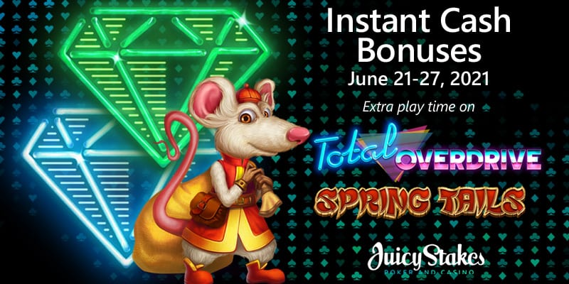 Will You Be the Next Instant Cash Winner at Juicy Stakes Casino