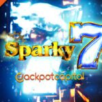 Jackpot Capital Online Casino Celebrates As They Get Ready For RTG's New Sparky 7 3 Reel Slot Machine
