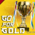 This Crypto Casino Allows Players To Double Deposits on Their New 'Go for Gold' Slot Game