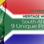 Use These Springbok Casino Coupons As They Salute South Africa's 9 Unique Provinces During Heritage Month