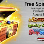 Win 100 Free Spins On The Newest Slots From Nucleus Gaming