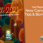Get Your Newest Issue Of Sloto'Cash Casino's Player Magazine Free Features New Games, Lifestyle Tips and the Fall Bonus Calendar