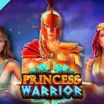 Intertops Casino Red Kicks Off This Week With Free Spins On The New Princess Warrior Slot