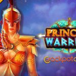 Jackpot Capital Casino Celebrates The Princess Warrior From RTG By Offering Free Spins
