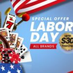 These Mobile Online Casinos Celebrate Labor Day With Freebies