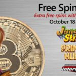 Spin Your Way To An Online Casino With New Free Spins at Intertops Poker