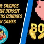 These Live Casinos Have A New Deposit Method Plus Bonuses And New Games