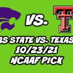 Kansas State Wildcats vs Texas Tech Red Raiders Betting Picks, Predictions Odds & Lines